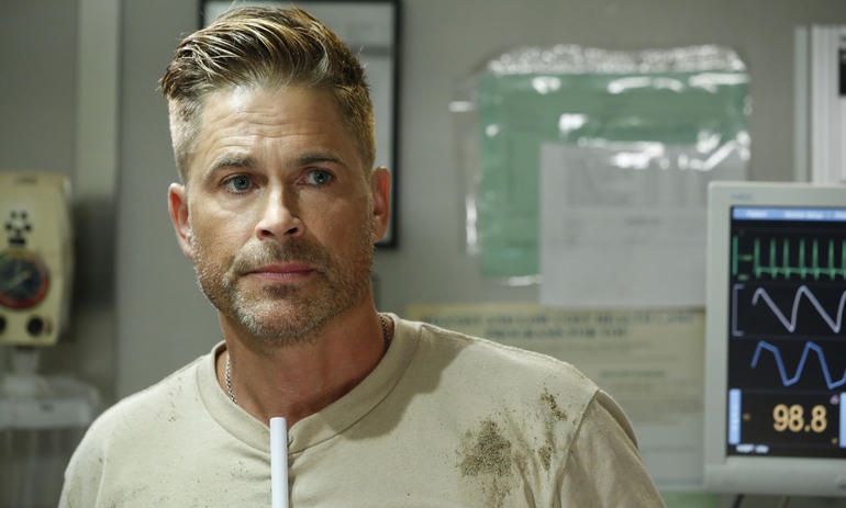 Code Black: CBS Previews Season Two with Rob Lowe - canceled TV