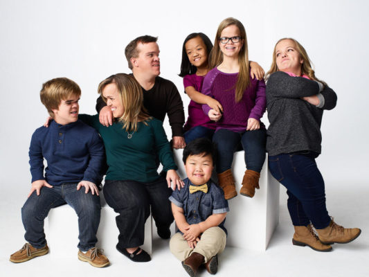 7 Little Johnstons TV show on TLC