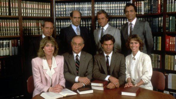 LA Law TV show on NBC