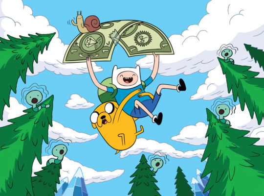 Adventure Time TV show on Cartoon Network: cancelled/ending no season 10.