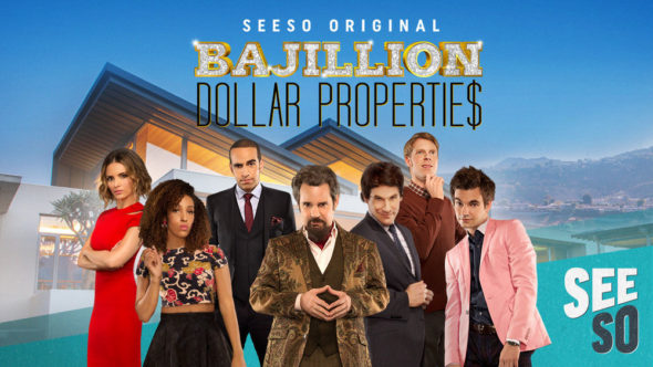 Bajillion Dollar Propertie$ TV show on Seeso: season 2 (canceled or renewed?).