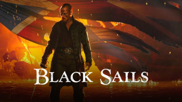 Black Sails TV show on Starz: no season 5.