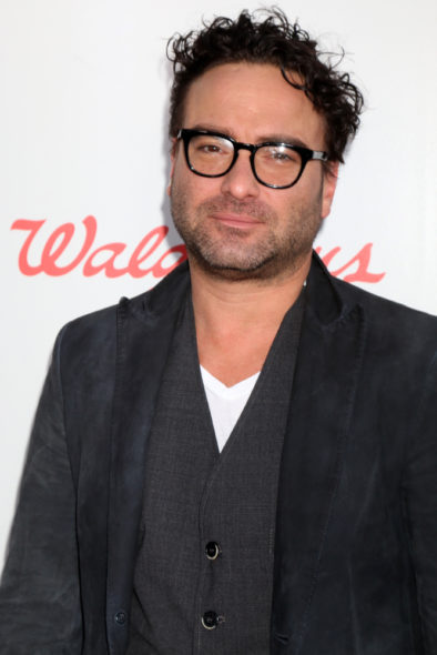 Johnny Galecki: The Year of Living Biblically TV show on CBS: season one (canceled or renewed?)