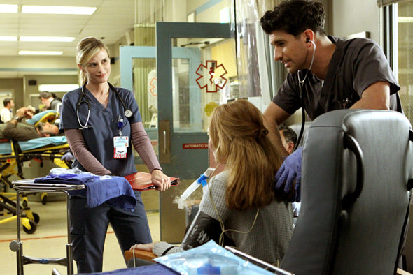 Code Black TV show on CBS: season 2 (cancelled or renewed?)
