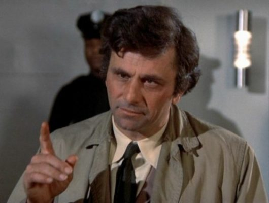Columbo TV show on NBC