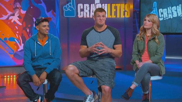 Crashletes TV show on Nickelodeon: season 2 (canceled or renewed?).