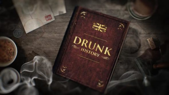 Drunk History TV show on Comedy Central UK: season 3 renewal (canceled or renewed?)