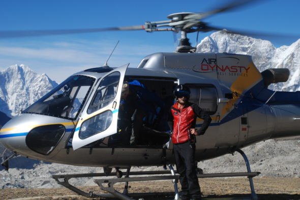 Everest Air TV show on Travel Channel: season 1 premiere (canceled or renewed?).