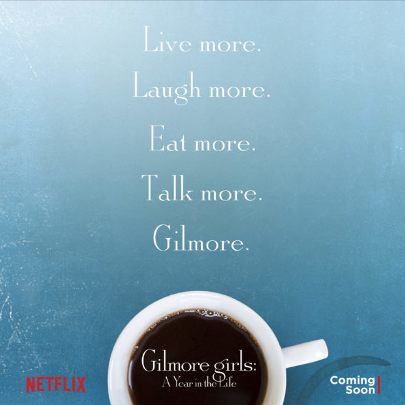 Gilmore Girls: A Year in the Life TV show revival on Netflix: (canceled or renewed?)