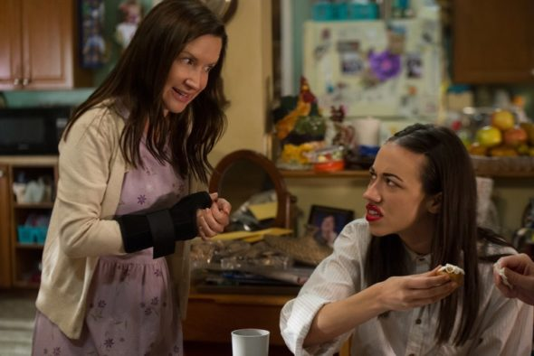 Haters Back Off TV show on Netflix