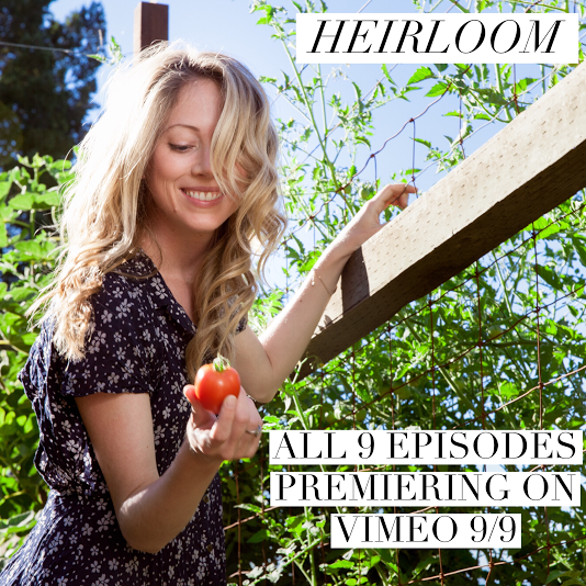 Heirloom TV show on Vimeo: season 1 premiere (cancelled or renewed?).