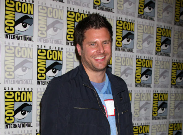 James Roday: Blood Drive TV show on Syfy: season 1 (canceled or renewed?)