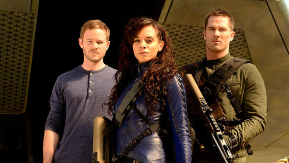 Killjoys TV show on Syfy