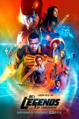 DC's Legends of Tomorrow TV show on The CW