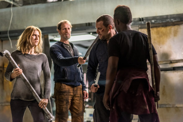 Van Helsing TV show on Syfy: season 1 (canceled or renewed?)