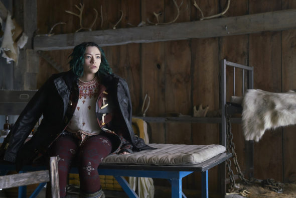Dark Matter TV show on Syfy: season 3 renewal (canceled or renewed?).