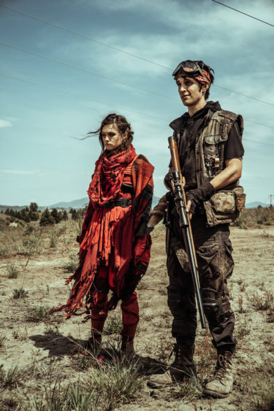 Z Nation TV show on Syfy: season 3 (canceled or renewed?).