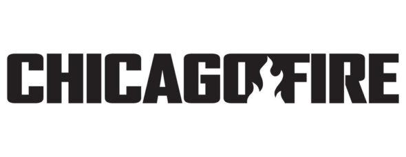 Chicago Fire TV show on NBC: season 5 logo (canceled or renewed?).
