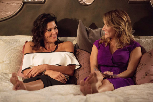 Rizzoli & Isles TV show on TNT: ending season 7, no season 8. Rizzoli & Isles TV series finale.