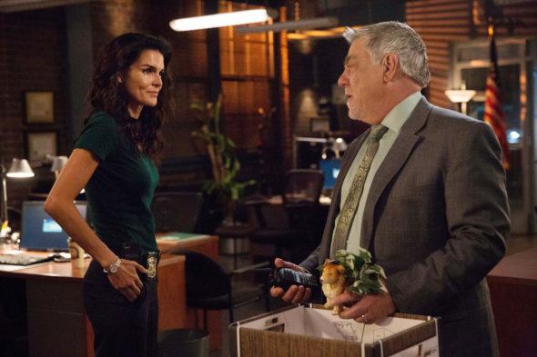 Rizzoli & Isles TV show on TNT: ending season 7, no season 8. Rizzoli & Isles TV series finale.