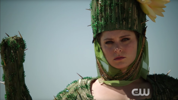 Crazy Ex-Girlfriend TV show on The CW