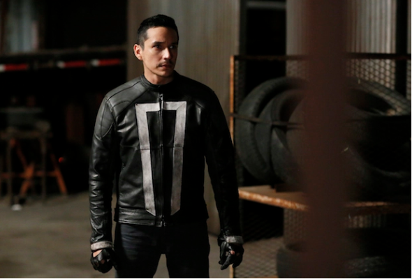 Marvel's Agents of SHIELD TV show on ABC