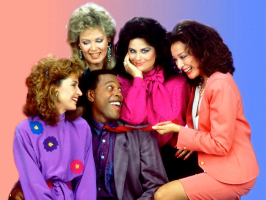 Designing Women TV show on CBS