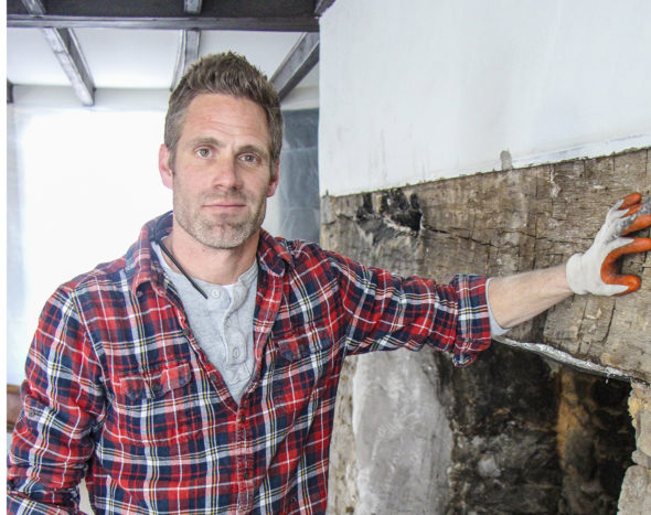 Stone House Revival TV show on DIY Network: season 2 renewal (canceled or renewed?).