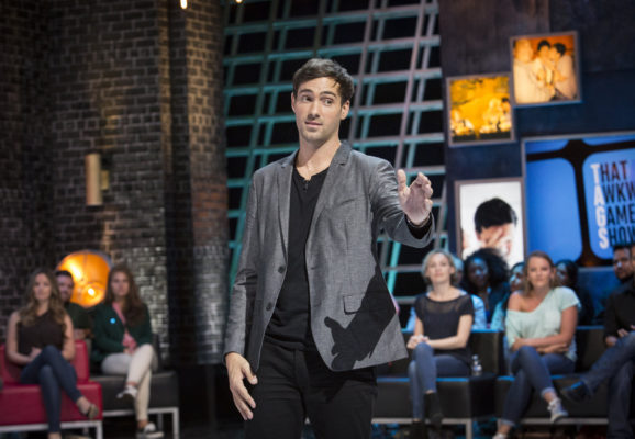 That Awkward Game Show on Spike TV: season 1 premiere (canceled or renewed?) That Awkward Game show cancelled or renewed?