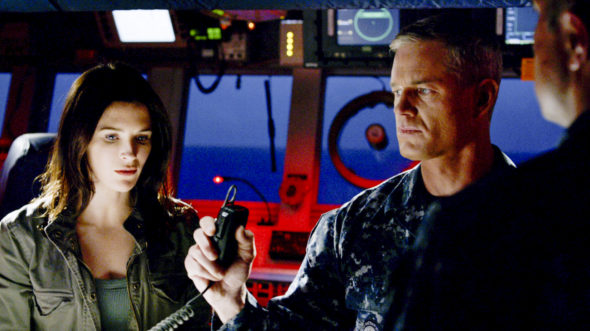 The Last Ship TV show on TNT: season 5 renewal (canceled or renewed?). The Last Ship season five renewed.