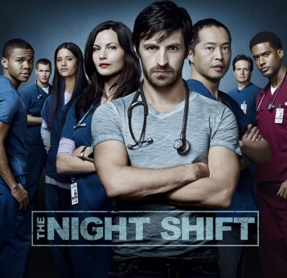 The Night Shift TV series on NBC: season 3 (canceled or renewed?)