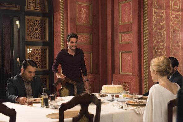 Tyrant TV show on FX: canceled, no season 4.