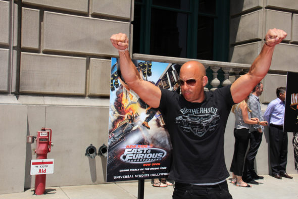 Vin Diesel: First Responders TV show on NBC: canceled or renewed?