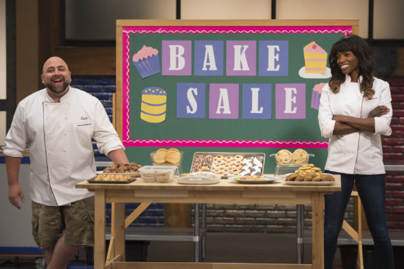 Worst Bakers in America TV show on Food Network: season 1 premiere (canceled or renewed?).