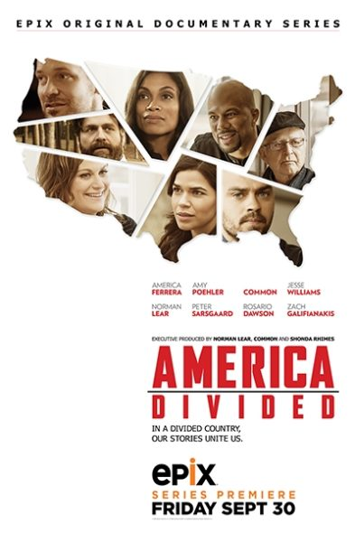 America Divided TV show on Epix: season 1 (canceled or renewed?)