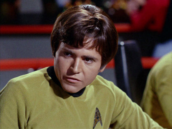 Walter Koenig as Chekov