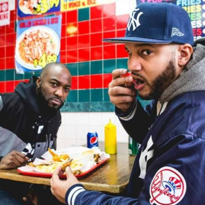 Desus & Mero TV show on Viceland