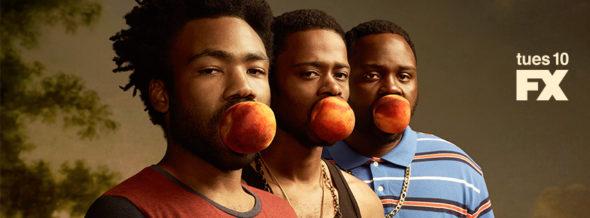 Atlanta TV show on FX: ratings (cancel or renew for season 2?)
