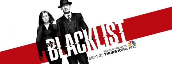 The Blacklist TV show on NBC: ratings (cancel or season 5?)