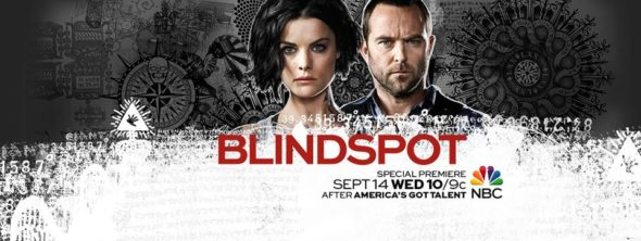 Blindspot TV show on NBC: ratings (cancel or renew for season 3?)