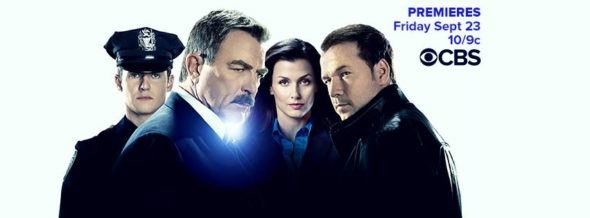 Blue Bloods TV show on CBS: ratings (cancel or season 8?)