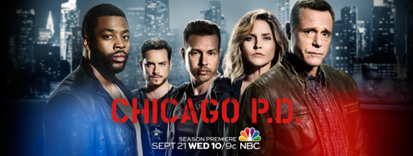 Chicago PD TV show on NBC: ratings (cancel or season 5?)