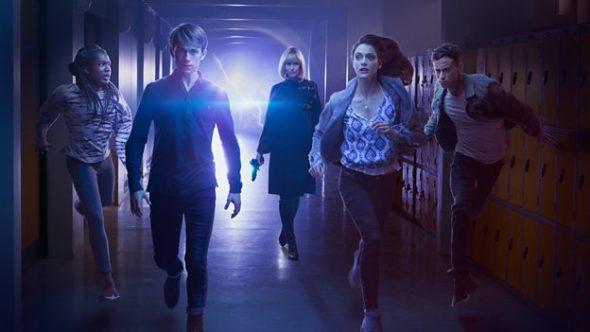 Class TV show on BBC Three: series premiere season 1 (canceled or renewed?)