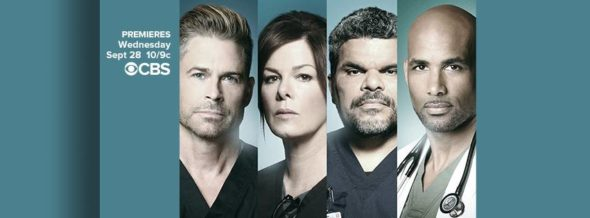 Code Black TV show on CBS: ratings (cancel or season 3?)