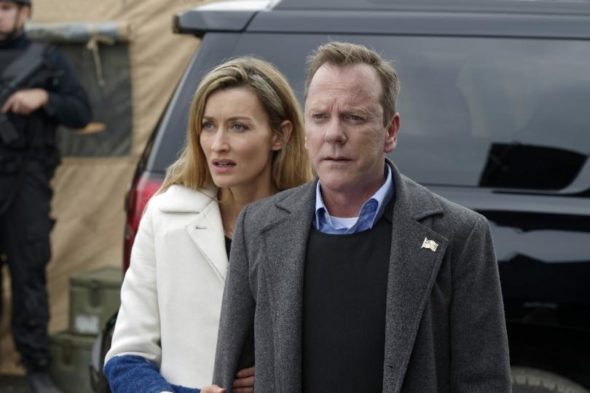 Designated Survivor TV show on ABC