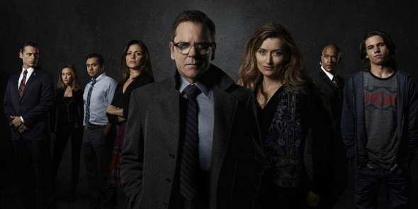 Designated Survivor TV show on ABC (canceled or renewed?)