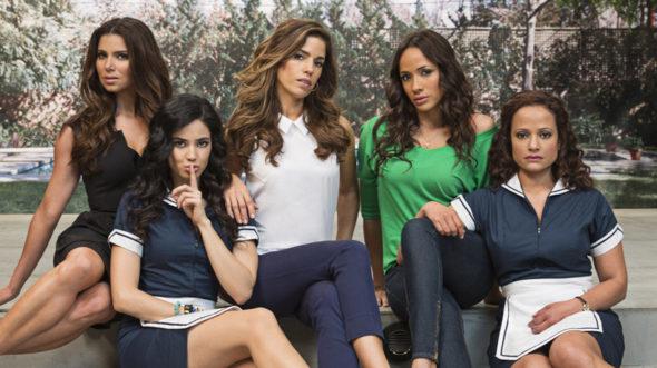 Devious Maids TV show on Lifetime
