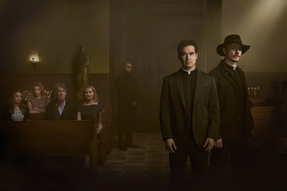 The Exorcist TV show on FOX )canceled or renewed?)