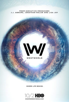 Westworld TV show on HBO