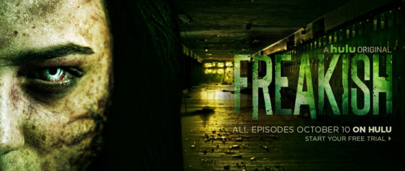 Freakish TV show on Hulu: season 1 (canceled or renewed?)